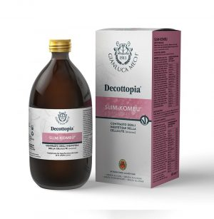 Comprar Slim Kombu Decottopia 500 ML